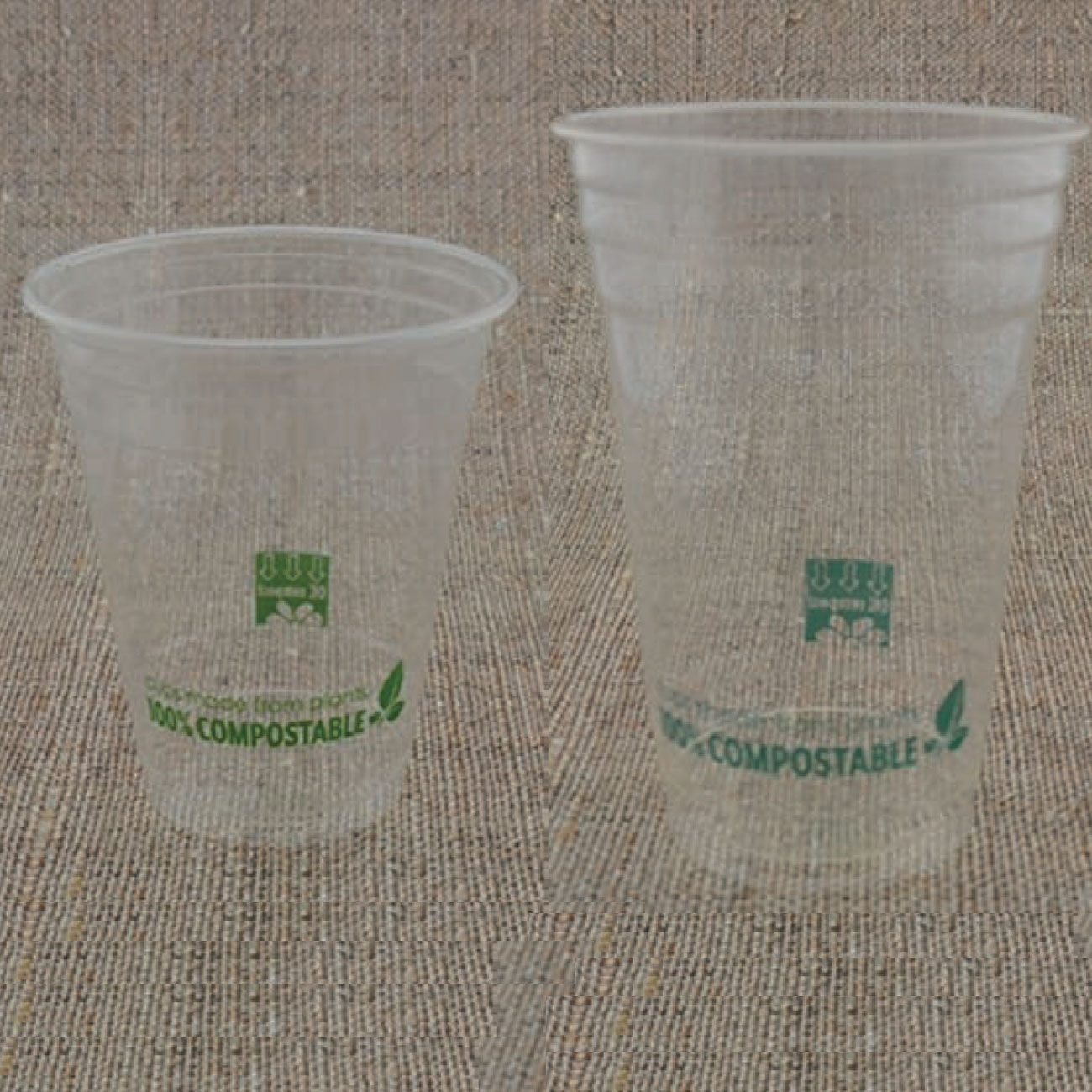 Bio Clear Cup PLA